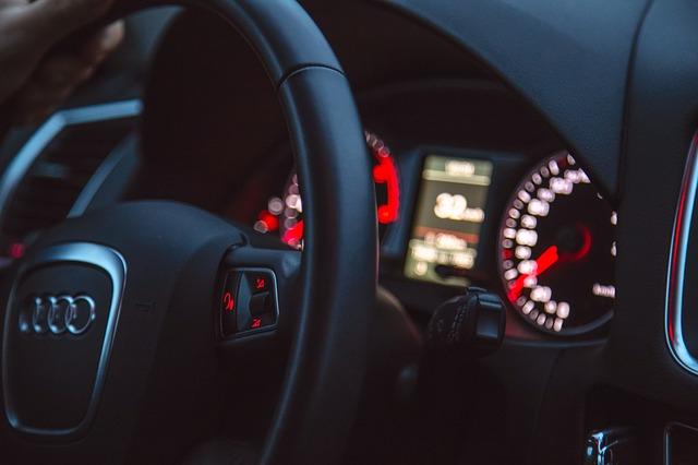Audi TT spalanie