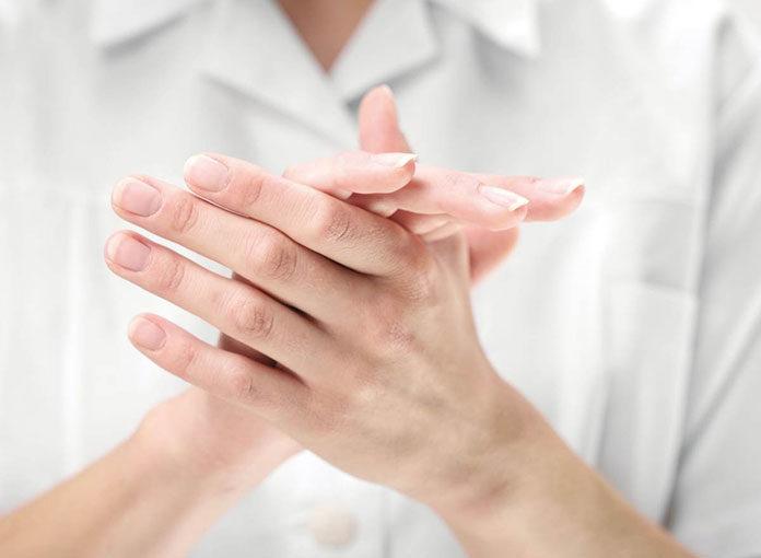 Czystość rąk w szpitalu